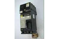 SQUARE D CIRCUIT BREAKER 415/240V 2 POLE  50A FA26050AC