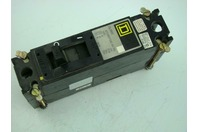 SQUARE D CIRCUIT BREAKER 120V 1 POLE  100A FAL14100