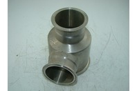 SS TRI CLAMP 2 WAY DIVERTER VALVE
