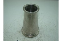 "SS SANITARY CONCENTRIC REDUCER  3"" TO 2"""