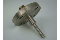 """Flanged Thermowell 1/2"""" FPT 1 1/2 150 GG A182 F316 C54"""