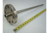 """Flanged Thermowell 1/2"""" FPT 316SS B95K/XF2"""" 300 RF 316L"""