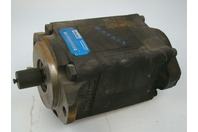 "PARKER HYDRAULIC PUMP  1 1/2"" SHAFT MODEL T6DR 050 3L02 B20 A1"