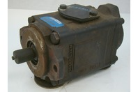 "DENISON HYDRAULIC PUMP  1 1/2"" SHAFT MODEL T6DR 050 3L02 B20 A1"