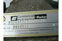 PARKER HYDRAULIC PUMP MODEL P51A597BYSP25-25
