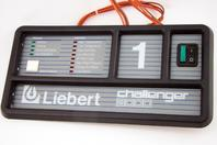 Liebert Challenger 3000 interface