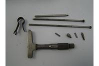 Lufkin Micrometer Depth Gage 513