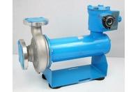 Dynapump 10HP Canned Motor Pump 460V LE SCS14 SB-5454 F60-3215N4BL-0508SF1-AV