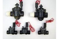 """(5) Hunter PGV Sprinkler Valves 1.5"""", 1-3/8"""""""