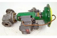 """Fisher Actuator Valve ,Class F, 1 1/2 """" size 30, Travel 3/4, Type 657"""