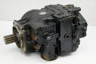 "Sauer Danfoss Axial Hyd. Motor, 3 1/8""L x 1.73""D Shaft, 90L100MB1BC60S3"