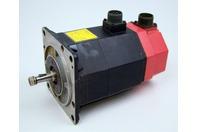 Fanuc AC Servo Motor 3PH 8 Poles 3000rpm 10A A06B-0345-B331 5F/3000
