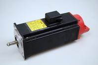 Fanuc LTD AC Servo Motor 129V 2.4A 3000min 3PH A06B-0373-B175 A2/3000