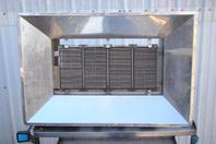 TEC Infrared High Bay Heater Natural Gas 60,000 BTU/HR Model BW60CRN