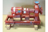 Bell & Gossett 7.5HP 90GPM Fire Pump E-1510 SSF 11 2EB 230/460v 3PH