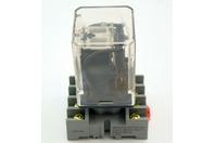 Dayton Socket Relay 8 pins 15/10A 5X852M