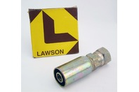 Lawson Weatherhead JIC Straight Hose Fitting Hydraulic Fitting 10U-610