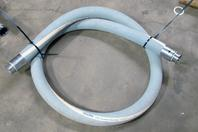 "2-1/2"" TC Tri-Clamp Sanitary HOSE 9' FlexRite Suction & Discharge 3A 150PSI 36015"