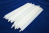 "(45) 11.25 x .25"" Plastic Conveyor Rod"