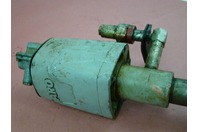 Aro Pneumatic Greas Pump Drum Mounted, overall 3' H60424
