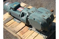 Reliance Electric A-C Duty Master Motor Gearbox P18A1783P-TY