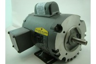 Baldor Reliancer 1/4HP Industrial Motor SINGLE PHASE 230v 1725rpm 34L442S523