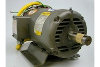 Baldor High Efficiency 3HP Electric Motor 1725rpm 208-230/460v M3211T