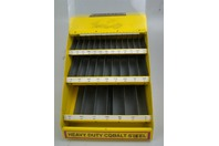 Cobalt Steel Heavy Duty Drill Bit Organizer
