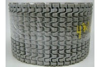 "Plastic Conveyor Belt 4 3/4"" x 10'"