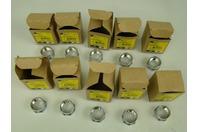 (10 pcs) Square D Ring Nut 9001K45