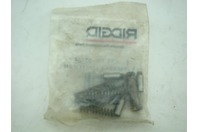 Ridgid Genuine Replacement Set Jaw Inserts for Coated Pipe 97365