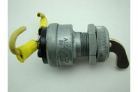 Pollak Ignition Switch W/ Lever 31-604P