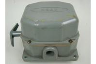 REES Heavy Duty Pull Switch 600VAC 250VDC BREAKER