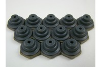 (12 pcs) Manlift Grove Toggle Switch Boot 9176100574