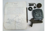 Schmidt Tool Shaft Indicator Brackets