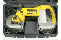 (For Parts) DeWalt D28770 Deep Cut Variable Speed Band Saw 120VAC