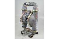 """Wilden 2"""" Diaphragm Pump 316 SS Pneumatic Powered PHL416 316-SS"""