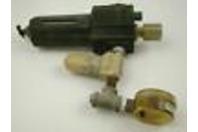 Norgren Pneumatic Air Filter Oiler Setup L74C-3AS-003 250PSIG 17BAR