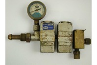 Union Carbide Type R-502 Welding Products Gas Regulator