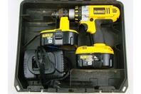 "DeWalt 18V 1/2"" XRP Cordless Drill/Driver DW9116 DC920"