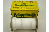"Palmetto Packings 3/16"" Roll TFE Filament Interwoven Packing 1367H"