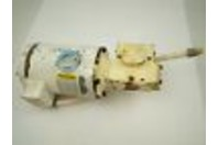 BALDOR 1HP Electric GearMotor Winsmith 10:1 Ratio 208-230/460v