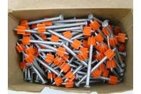 """Nail 2.5"""" Galv. Nails for Powder Charge Guns 58052  63mm"""