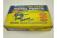 Deep Throat Metal Hand Punch , 91510