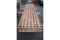 """Acorn Welding Table Platen,  10' x 30"""""""