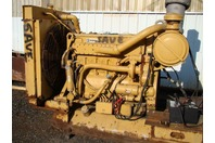 CAT D343 Caterpiller 6-CYL Turbo Diesel Engine 14.6L Complete Power Unit 395HP