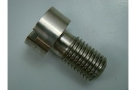 (4) Stainless Steel Bolt 1-8 x 1-3/4""