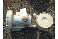 EG & G Rotron Material Blower .33HP DR202Y9