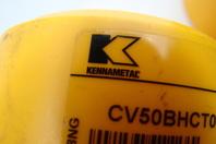 Kennametal 50 Taper CNC Toolholder CV50BHCT075600
