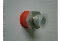(2)Parker Hydraulic Fitting 37 deg Flare Adapter 0103-20-12